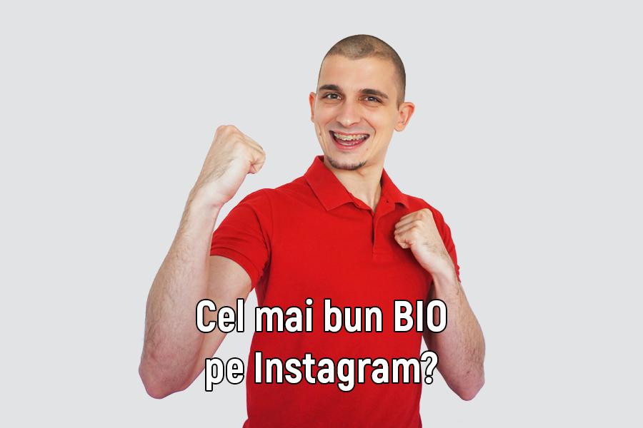bio pe instagram